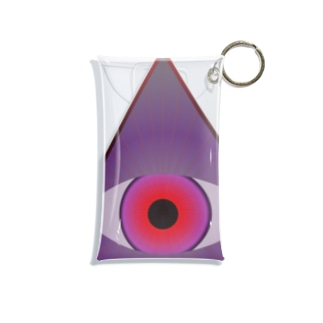 真眼 Mini Clear Multipurpose Case