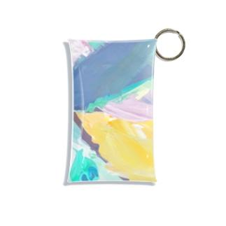 8月 Mini Clear Multipurpose Case