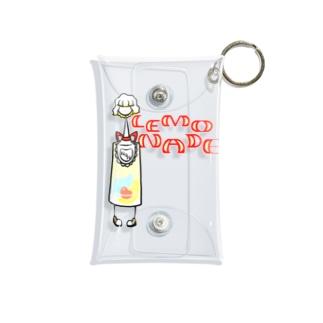 ノンカクテル レモネード Mini Clear Multipurpose Case