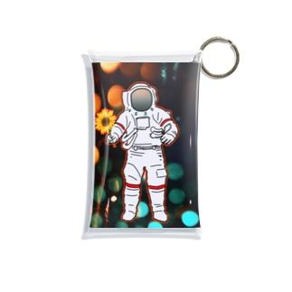 地球防衛隊! Mini Clear Multipurpose Case