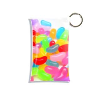 ゼリービーンズ Mini Clear Multipurpose Case