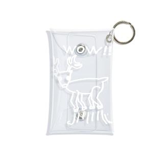 びっくりSHIKA Mini Clear Multipurpose Case