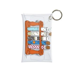 不思議な試験管 Mini Clear Multipurpose Case