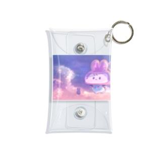 うゅちゃん 夢の宇宙飛行 Mini Clear Multipurpose Case
