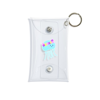 ばぶーちぇくん Mini Clear Multipurpose Case
