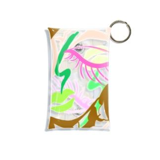 喜 Mini Clear Multipurpose Case