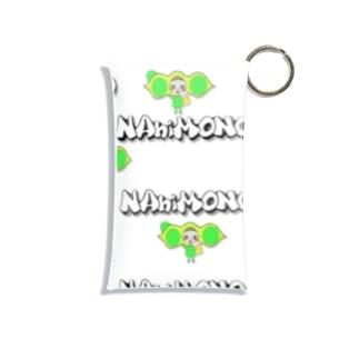 NANIMONO.枝豆ちゃん Mini Clear Multipurpose Case
