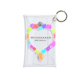 #NYAAAAAAN Mini Clear Multipurpose Case