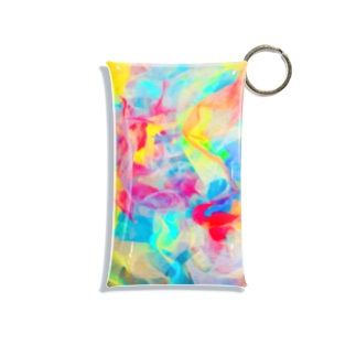 vivid Mini Clear Multipurpose Case