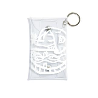 すいかいな Mini Clear Multipurpose Case
