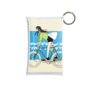 ロードバイクをや Mini Clear Multipurpose Case