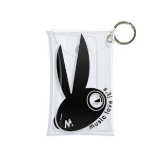 えむらび Mini Clear Multipurpose Case