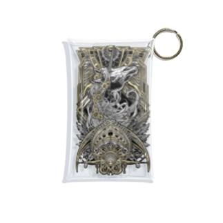 BLACKINK のTAROT - THE SUN. Mini Clear Multipurpose Case