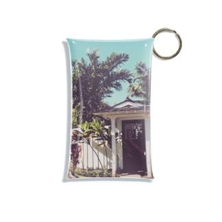 ビーチサイドハウス Mini Clear Multipurpose Case