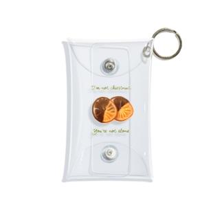 ユーアーノットマローンクリア Mini Clear Multipurpose Case