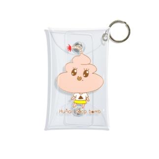 ぷっぷちゃん1 Mini Clear Multipurpose Case