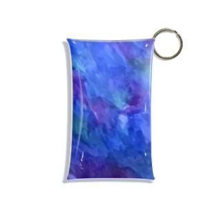 青の奥底 Mini Clear Multipurpose Case