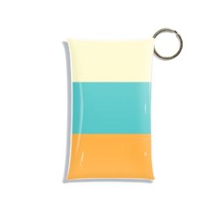 カラー Mini Clear Multipurpose Case