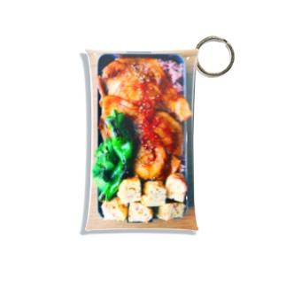 オイシクナルitem Mini Clear Multipurpose Case