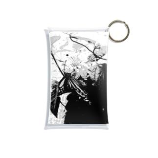 アオスジアゲハ Mini Clear Multipurpose Case