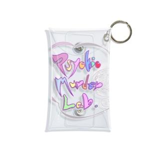 サイマラ ふわポップサクリファイスくん Mini Clear Multipurpose Case
