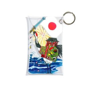 日本🇯🇵 Mini Clear Multipurpose Case