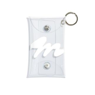 m'ズ Mini Clear Multipurpose Case