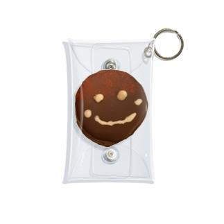 ザッハトルテの微笑み Mini Clear Multipurpose Case