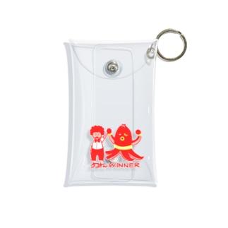 【ドラマ あのキス】タコさんWINNER【ご着用】 Mini Clear Multipurpose Case