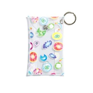 宇宙の宝石 Mini Clear Multipurpose Case