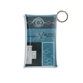 滅菌推奨 Mini Clear Multipurpose Case