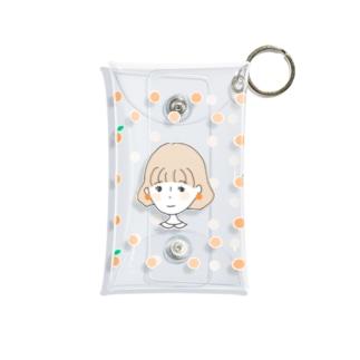 あげちゃん Mini Clear Multipurpose Case