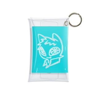 ミャチ太 アイコン Mini Clear Multipurpose Case