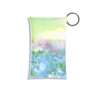 春の花園 Mini Clear Multipurpose Case