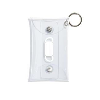 ますく Mini Clear Multipurpose Case