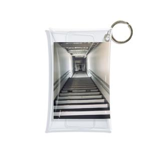 階段 Mini Clear Multipurpose Case