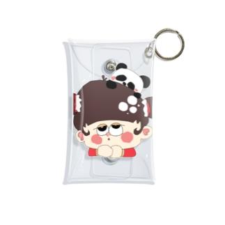 Chinaさん Mini Clear Multipurpose Case