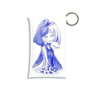 運び屋ライラ Mini Clear Multipurpose Case