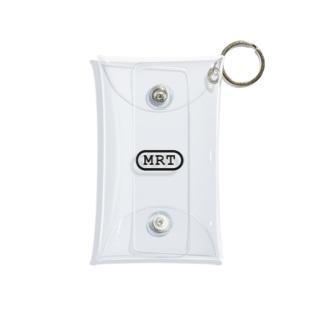 MRT_ブラック Mini Clear Multipurpose Case
