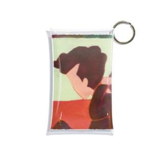 シティライツワンシーン「羽交い締め」 Mini Clear Multipurpose Case
