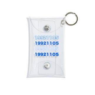 19921105 Mini Clear Multipurpose Case