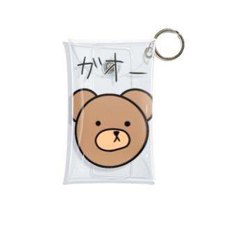 ガオ男くん Mini Clear Multipurpose Case