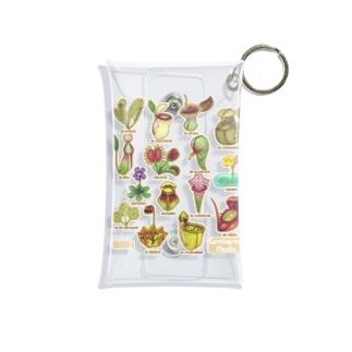 食虫植物図鑑 Mini Clear Multipurpose Case