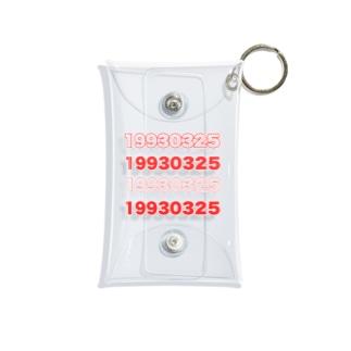10030325 Mini Clear Multipurpose Case