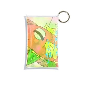 昇天仏ありが鯛(たい)01-ごろ鯛(たい) Mini Clear Multipurpose Case