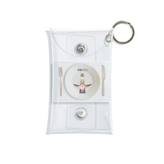 青春ピカソ Mini Clear Multipurpose Case