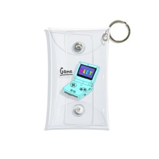 げーむぼーい Mini Clear Multipurpose Case