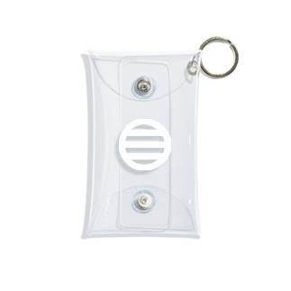 三浦一族グッズ Mini Clear Multipurpose Case