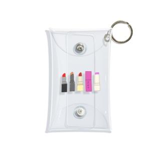 リップ Mini Clear Multipurpose Case