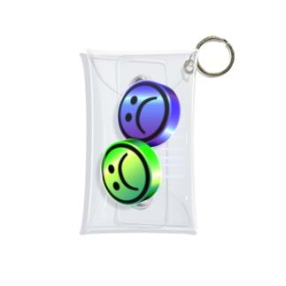 おくすりちょーだい Mini Clear Multipurpose Case